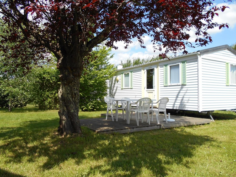Mobil-home Confort - 2 chambres